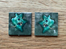 Dungeons And Dragons Board Game OOZE Counters X2 Spares Replacement Original