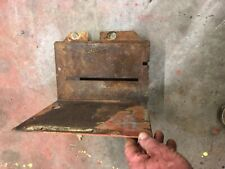 Case 1943 Sc Tractor Battery Tray Part A2571aa