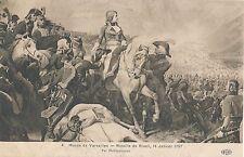 POSTCARD   MILITARY  FRANCE  Bataille  de  Rivoli  1797