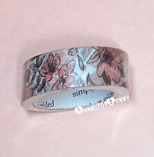 Simply Gilded *Artist* Floral Rose Gold Washi Tape