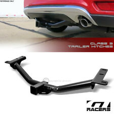 "FOR 2009-2018 DODGE JOURNEY CLASS 3 TRAILER HITCH 2"" RECEIVER REAR BUMPER TOWING"