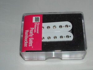 Seymour Duncan SH-PG1 Pearly Gates Neck Guitar Pickup WHITE   New with Warranty