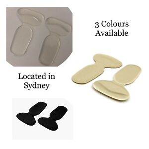 Back Spongia Shoes Cushion Pad High Heel Grips Liner Insole Heel Protector