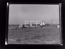 1940 Albany Country Estates New York NY Old Photo Negative 131A