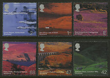 Great Britain   2003   Scott #2141-2146    Mint Never Hinged Set