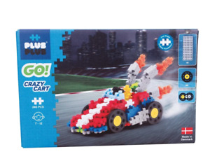 Plus-Plus - Go! Crazy Cart - 240pcs