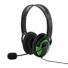 Wired Headset Headphone Earphone Microphone for Gaming PC Chat XBOX360 S2 GA