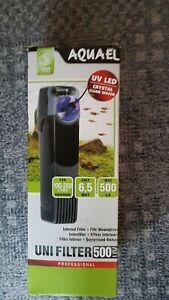 Aquarium, Innenfilter Aquael Uni Filter 500UV Professional
