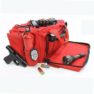 3S Tactical Professional Range Bag for IPSC / USPSA / IDPA - RED, 3S-0305-RB