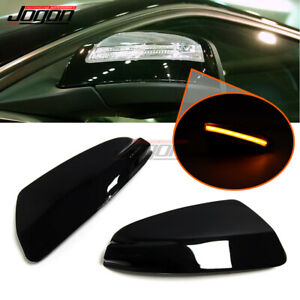 LED Dynamic Side Mirror Sequential Light For Benz W204 S204 07-14 Viano Vito Bus