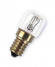Lampadine incandescenti OSRAM E14 per l'illuminazione da interno