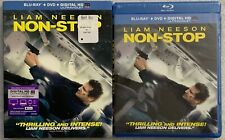 NEW NON-STOP BLU RAY DVD DIGITAL 2 DISC SET + RARE OOP SLIPCOVER SLEEVE BUY NOW