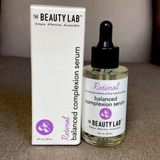The Beauty Lab RETINOL Balanced Complexion Serum 2 oz NIB