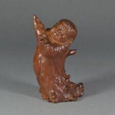 Arts et objets ethniques du XXe siècle et contemporains figurines, statues en bois de Chine