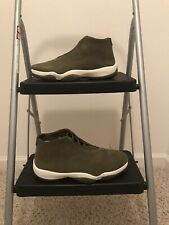 Woman's Air Jordan Future 'Olive Canvas'