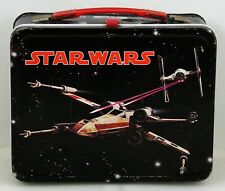 Vintage 1977 Star Wars Metal Lunch Box with Thermos new never used