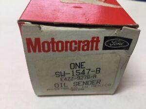 Motorcraft SW1547B Engine Oil Pressure Switch