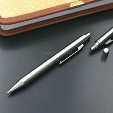 High Quality TC4 Titanium Tactical Pen Write Signing Pen W/5pcs Refill Best Gift
