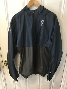 ON Running Weather Jacket Mens XL NWOT