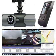2.7inch Car DVR Vehicle Double lens Camera Video Recorder Dash Cam G-Sensor GPS