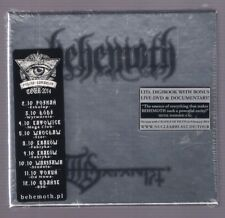 BEHEMOTH THE SATANIST DIGIBOOK LIMITED CD&DVD SEALED I LOVED YOU AT YOUR DARKEST