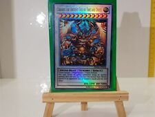 Yugioh Orica Chronos the ancient God of Time and Space Holo Custom