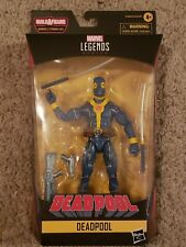 Marvel Legends X-Men Blue Suit Deadpool (NO BAF)