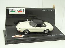 Vitesse 1/43 - Alfa Romeo Spider Duetto Blanche
