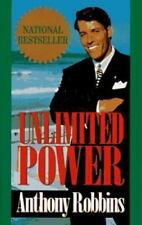UNLIMITED POWER a paperback by Anthony Robbins