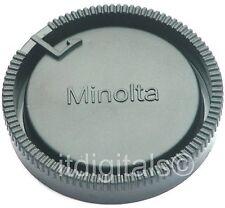 Rear Lens Cap Cover For Minolta Maxxum 50 70 7000 xi Dynax 9