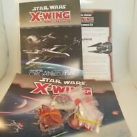 X-Wing Miniatures 1.0 tournament Promo items 2016 Fantasy Flight