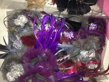 Bulk wholeSale Wedding Races Melbourne Cup Carnival Fascinator Clip Pins 50PCS