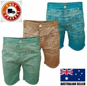 men's shorts Aztec soul star quality UK clothing pants assorted RRP $79