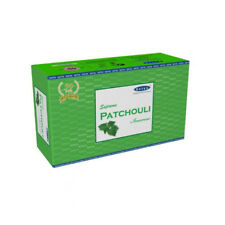 Satya Sumpreme Patchouli (Patchouly) Incense Sticks 12 x 15 gm, 180 gams {:-)
