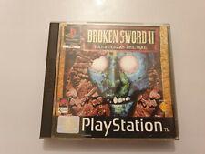 Broken Sword II PlayStation 1 (ps1) PAL España COMPLETO