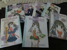 Fruits Basket Books Journal Planner Stickers & more Natsuki Takaya Lot Tokyopop