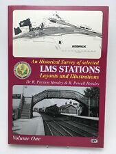 More details for historical survey lms stations layouts hendry railway vintage trains collector
