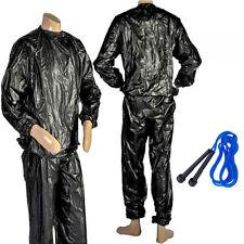 Fitness Perdita Di Peso Anti-Rip Sweat Sauna Suit Home Gym Training Esercizio Wear