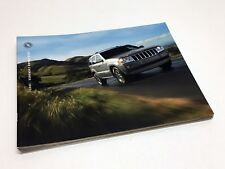 2007 Jeep Grand Cherokee SRT8 Brochure