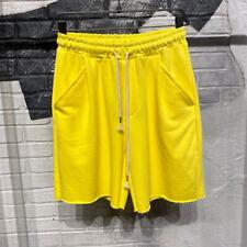 Pantaloncini uomo sportivi bermuda tuta Largo Shorts basket Palestra S M L XL