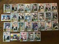 1984 NEW YORK METS Topps COMPLETE MLB Team Set 29 Cards STRAWBERRY RC SEAVERx2