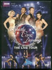 STRICTLY COME DANCING the Live Tour BBC TV DVD 2008