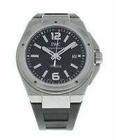 IWC Ingenieur Mission Earth Black Dial Automatic Men's 46mm Watch IW323601