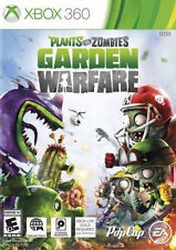 Plants vs. Zombies Garden Warfare Xbox 360 VeryG/Adult Owned(O-Manual/Case/Game)