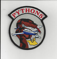 PATCH USAF PYTHONS VANCE 33rd FTS FLYING TRAINING SQ UPT T6A