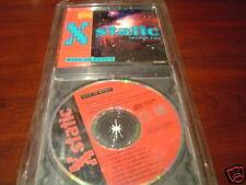 X STATIC BACK TO BASICS VOL 2 CD LONGBOX SEALED 92
