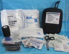 Gunshot Trauma Kit & Quick Response Kit Miltary Hunting Life Threatening Schools