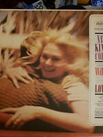 NAT KING COLE Wild Is Love Capitol 33 LP w/ attached booklet Orchestra N Riddle