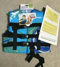 Oceans 7 Kids Type 3 Personal Flotation Device- Size 30-50 lbs, Blue New