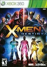 X-MEN DESTINY Microsoft XBox 360 Game